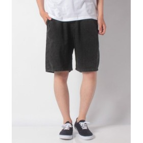 (CHEAP MONDAY/チープマンデー)King Shorts Speckled Black/メンズ ONECOLOR