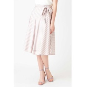 【JILL STUART:スカート】ジェーンラップ風フレアスカート