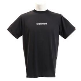 【Super Sports XEBIO & mall店:トップス】【オンライン特価】ELEMENT MINI BASIC 半袖Tシャツ AJ021314 BLK