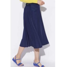 【H/standard:スカート】サイドプリーツスカート