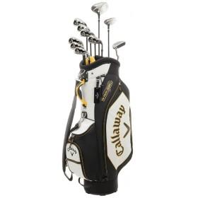 メンズ ゴルフクラブ WARBIRD 10本パッケージセット《WARBIRD カーボンシャフト&キャディバッグ付》R
