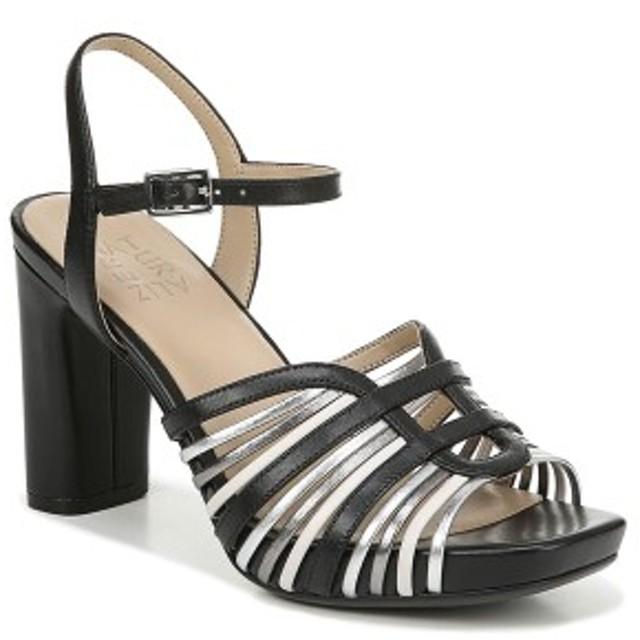 ナチュライザー レディース サンダル シューズ Naturalizer Jules Sandal (Women) Black Multi Leather