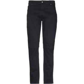 《期間限定セール開催中!》GUESS メンズ パンツ ブラック 40W-32L コットン 98% / ポリウレタン 2%