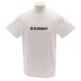 エレメント 【オンライン特価】 BLAZIN MINI SS Tシャツ AJ021212 WHT (Men's)