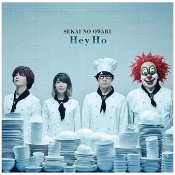 SEKAI NO OWARI/Hey Ho 初回限定盤A 【CD】