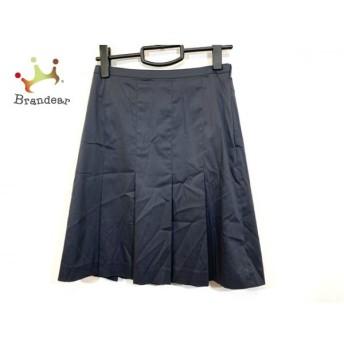 ニジュウサンク 23区 スカート サイズ38 M レディース 美品 ダークグレー 値下げ 20190915