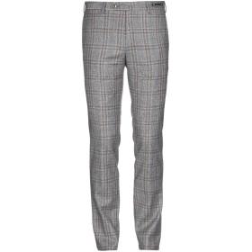 《セール開催中》PT01 メンズ パンツ グレー 48 スーパー110 ウール 100%