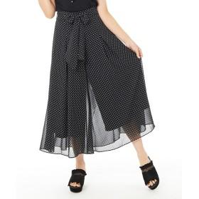 [マルイ]【セール】ウエストリボンスカートパンツ/シェリエット バイ プライムパターン(Cherite by PRIME PATTERN)