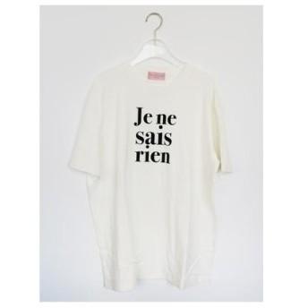 ハニーミーハニー HONEY MI HONEY 『Jenesaisrien』T-shirt (ホワイト)