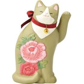 セトクラフト 花まねき猫 大 ぼたん SCZ-1594 (1個)