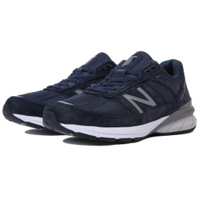 (NB公式)【ログイン購入で最大8%ポイント還元】 メンズ M990 NV5 (ブルー) スニーカー シューズ(Made in USA/UK) 靴 ニューバランス newbalance