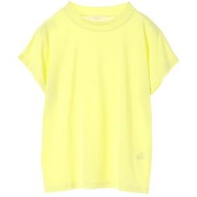 グリーンパークス Green Parks フレンチスリーブTシャツ (Yellow)