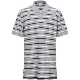 《期間限定セール開催中!》BROOKS BROTHERS メンズ ポロシャツ グレー XS コットン 100%