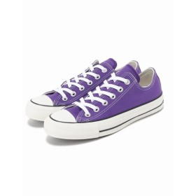 BOICE FROM BAYCREW'S 【CONVERSE】AS100 COLORS OX パープル 23