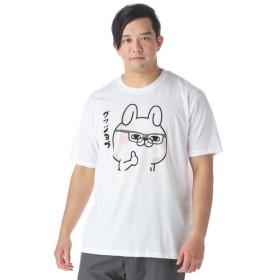 メンズ YOSISTAMP <大きいサイズ> 半袖プリントグッドTシャツ