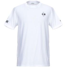 《期間限定セール開催中!》MARCELO BURLON メンズ T シャツ ホワイト XXS コットン 100%