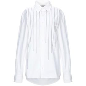 《期間限定 セール開催中》KOLOR レディース シャツ ホワイト 1 コットン 100%