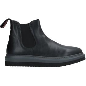 《期間限定セール開催中!》CESARE PACIOTTI 4US メンズ ショートブーツ ブラック 6 革
