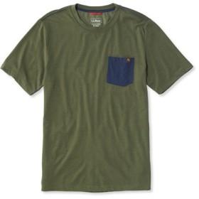 ベースキャンプ・メリノブレンド・ポケット・ティ、カラーブロック/Basecamp Merino-Blend Pocket Tee Colorblock