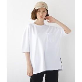 BASE STATION / ベースステーション YZ ポンチ ビッグシルエット Tシャツ