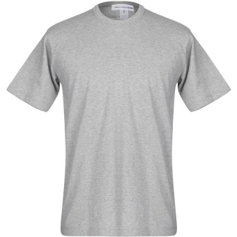 《セール開催中》COMME des GARONS SHIRT メンズ T シャツ グレー S コットン 100%