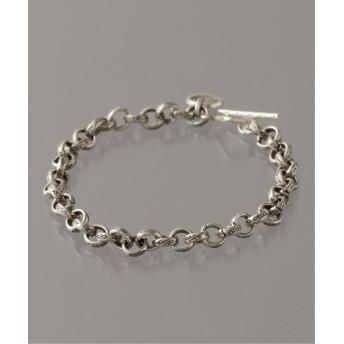BOICE FROM BAYCREW'S slow hands Silver chain bracelet シルバー フリー