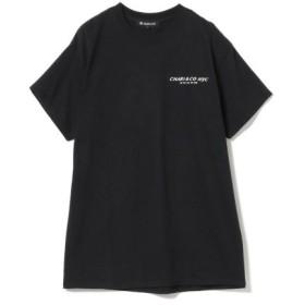 (BEAMS WOMEN/ビームス ウィメン)Chari & Co./CHINA SPICE Tシャツ/レディース BLACK