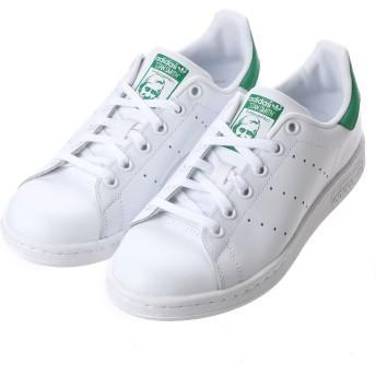 アディダス adidas STAN SMITH J スタン スミス ジェイ (WHITExGREEN)