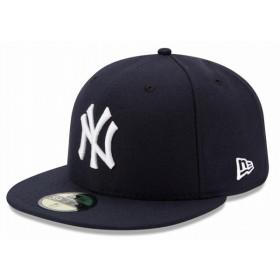 ニューエラ NEW ERA 59FIFTY MLB OnField ニューヨーク・ヤンキース ゲーム 野球 キャップ 帽子 メジャーリーグ