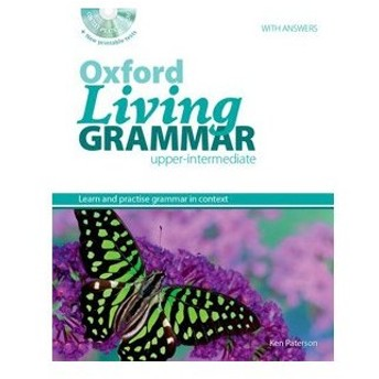 Oxford University Press Oxford Living Grammar Upper-Intermediate Student Book Pack