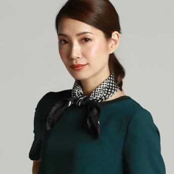 [マルイ]【セール】幾何柄スカーフ/ロートレアモン(LAUTREAMONT)