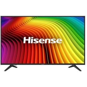Hisense 43V型地上・BS・110度CSチューナー内蔵4K対応液晶テレビ 43A6100 (設置・リサイクルお申し込みは追加配送料金) ハイセンス