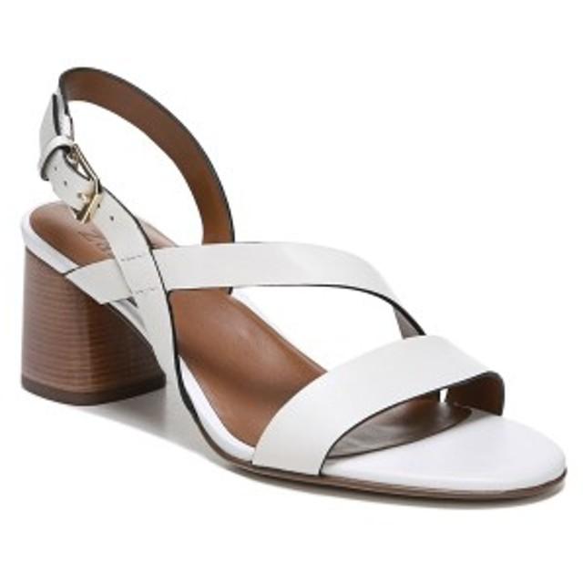 ナチュライザー レディース サンダル シューズ Naturalizer Arianna Block Heel Sandal (Women) Alabaster Leather