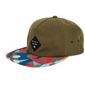 ビラボン メンズ 帽子 アクセサリー Billabong Jetty Baseball Cap Olive