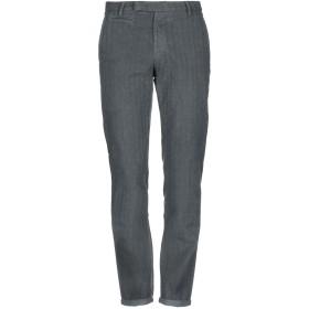 《期間限定 セール開催中》BRIAN DALES メンズ パンツ 鉛色 33 コットン 100%