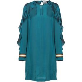 《期間限定 セール開催中》ALYSI レディース ミニワンピース&ドレス エメラルドグリーン 40 レーヨン 67% / シルク 33%