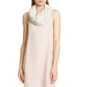 エイリーンフィッシャー レディース マフラー・ストール・スカーフ アクセサリー Eileen Fisher Organic Cotton Blend Scarf Natural