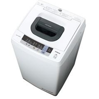 全自動洗濯機 [2ステップウォッシュ][風脱水] ホワイト【洗濯5.0kg】 NW-50C-W