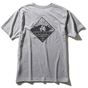 (セール)THE NORTH FACE(ノースフェイス)メンズスポーツウェア 半袖機能Tシャツ S/S BRIDGE TEE NT31983 メンズ Z