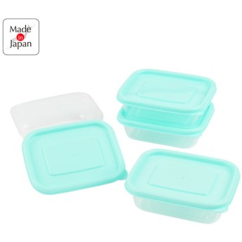 離乳食保存容器 スッキリ収納 角型M4 育児用品 お食事用品 調理用具・保存容器 (45)