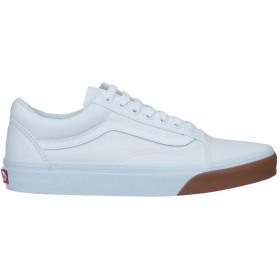 《セール開催中》VANS レディース スニーカー&テニスシューズ(ローカット) ホワイト 5.5 紡績繊維
