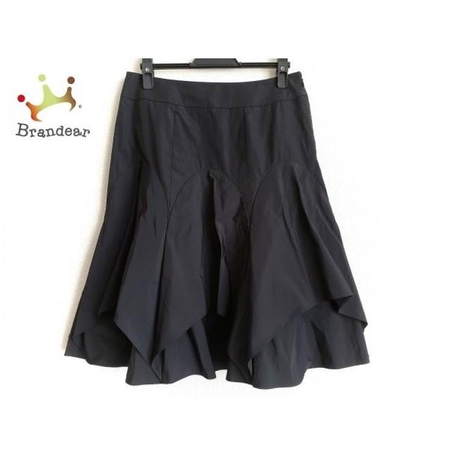 ヒロコビス HIROKO BIS スカート サイズ11 M レディース 黒   スペシャル特価 20190912