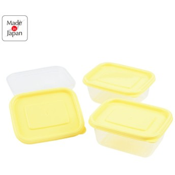 離乳食保存容器 スッキリ収納 角型L3 育児用品 お食事用品 調理用具・保存容器 (45)