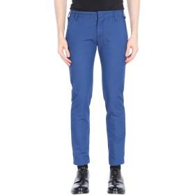 《期間限定セール開催中!》ENTRE AMIS メンズ パンツ ブルー 31 コットン 80% / ナイロン 18% / ポリウレタン 2%