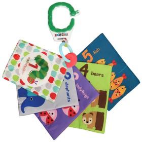 日本育児 はらぺこあおむし ソフトフラッシュカード おもちゃ おもちゃ・遊具・三輪車 ベビートイ (233)