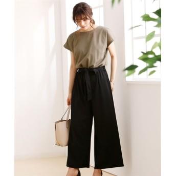 ジョーゼットコンビネゾン (レディースパンツ),pants