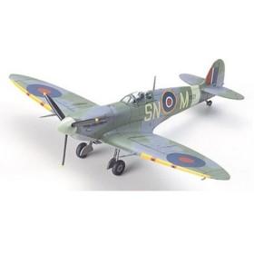 タミヤ(TAMIYA) 1/72 ウォーバードコレクション No.56 イギリス空軍 スーパーマリン スピットファイア Mk.Vb/Mk.Vb TROP プラモデル 60756 60756-000