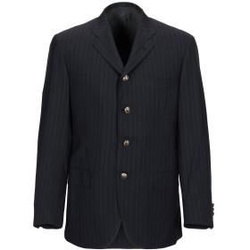《セール開催中》KITON メンズ テーラードジャケット ダークブルー 50 ウール 100%