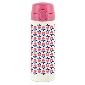 KEEP SPC ワンプッシュマグボトル 300ml リンゴンベリー 0302-0049