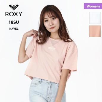 ROXY/ロキシー レディース 半袖 Tシャツ ティーシャツ トップス ロゴ 柄 RDK182036
